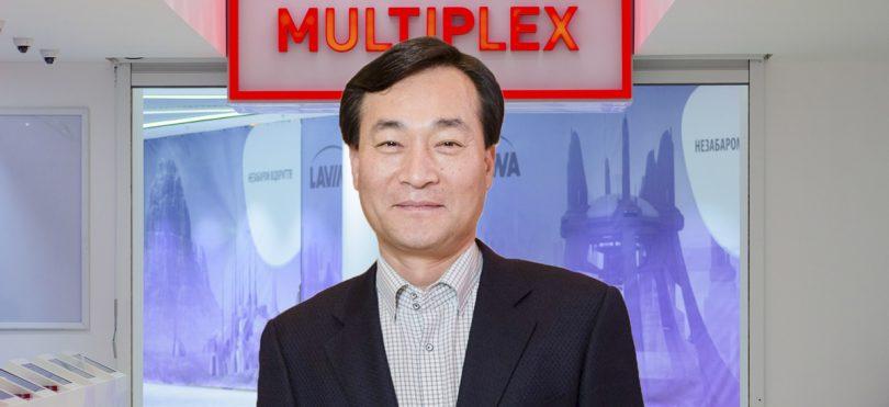 Президент Samsung Джей Сул Ю про роботу з Multiplex: Я гордий, що Україна першою використовує технологію VR (+фото)