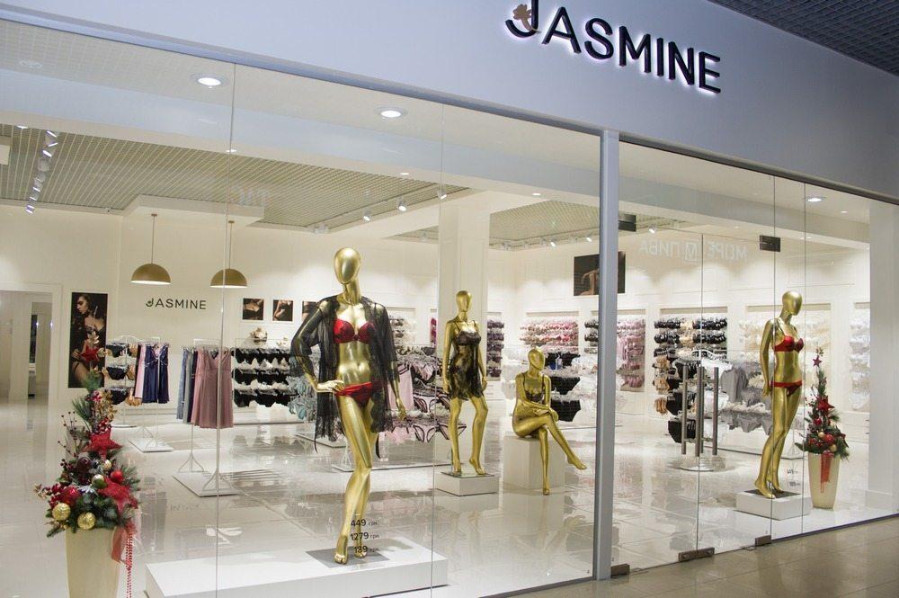 магазин женского белья жасмин