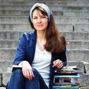 Анастасия Левкова, Книгарня Є: Конкурентов на рынке у нас нет