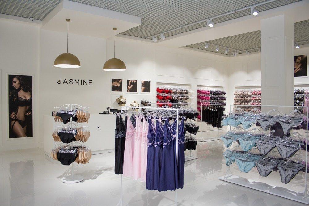 JASMINE LINGERIE відкрила в Одесі два нових магазини (+фото ... cd4ef349d9cf4