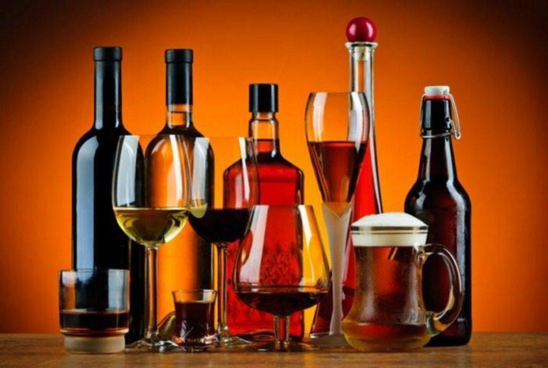 Официальный букет для мужчины из продуктов и водки — img 10