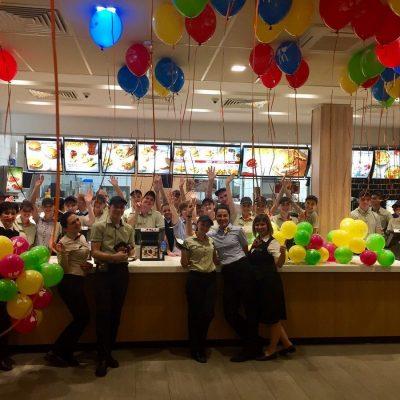McDonald's у Запоріжжі розпочав роботу після реконструкції
