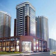 ТРЦ Smart Plaza Obolon откроется в I квартале 2018 года
