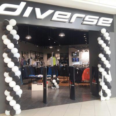 Магазин Diverse відкрився у львівському ТРЦ King Cross Leopolis ba36d88567281
