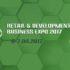 April 6-7, 2017, Kyiv: RETAIL & DEVELOPMENT BUSINESS EXPO 2017