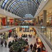Арендные ставки в торговых центрах Киева выросли на 13%
