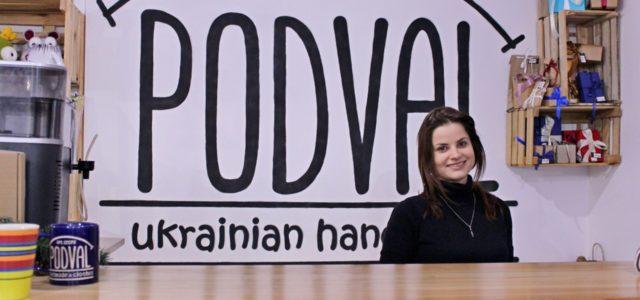 Все по полочкам: владелица Art store PODVAL об особенностях работы с украинским hand-made