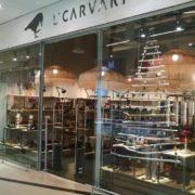 Магазин обуви и аксессуаров L'CARVARI открылся в ТРК City Mall
