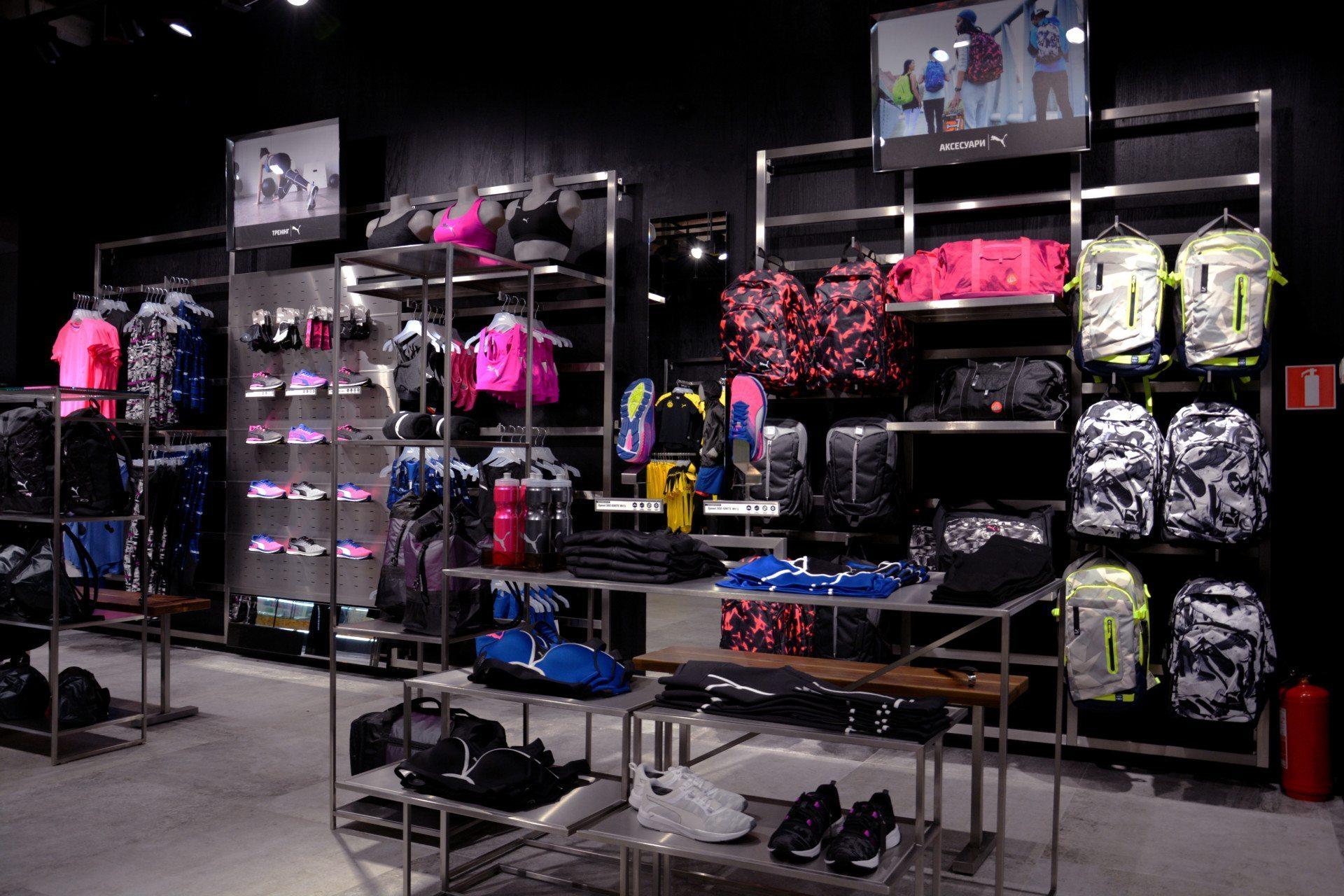 «За последнее время Puma в Украине расширяется стремительным темпом. Это  первый в Киеве и третий магазин в Украине в новой концепции Forever Faster  и на ... 9e088572125