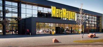 The Megamarket chain co-owners divided business