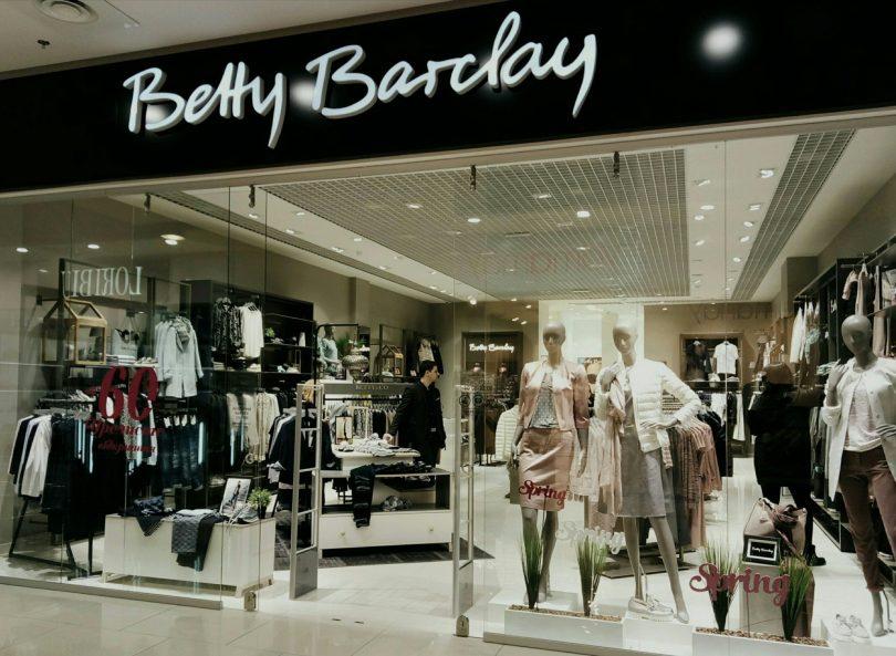 Німецький бренд жіночого одягу Betty Barclay відкрив магазин у БФК Gulliver  ... 2b2703dfd1ca9