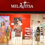 Количество магазинов Milavitsa в Украине сократилось вдвое