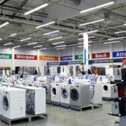 Рынок бытовой техники и электроники в Украине вырос на 22% — GfK