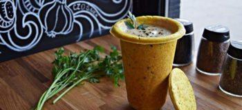 Вегетарианские супы и съедобные стаканчики — украинский старт-ап Soup Culture в Варшаве