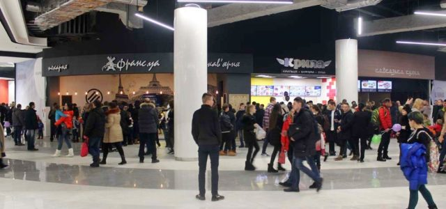 Lavina Mall выселяет арендаторов фуд-корта. Готовит место под H&M?