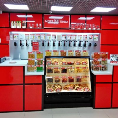 МОРЕ ПИВА відкриє п'ять нових магазинів