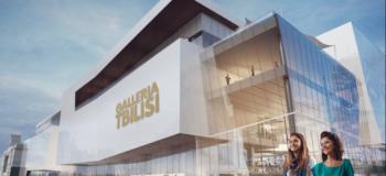 ТРЦ Galleria Tbilisi (Грузия) презентует свой центр на выставке RDBExpo