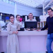 Юрий Моденко, Fashion Cake: В Киеве рынок качественной кондитерки еще пустой