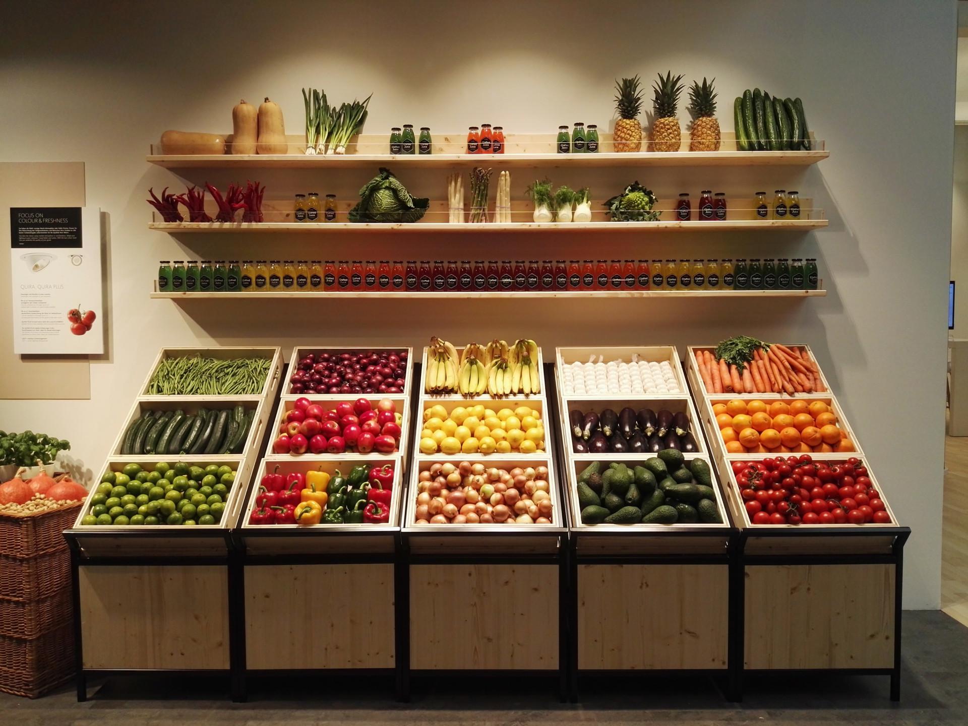 как правильно оформить продуктовый магазин фото организм здоров, способен