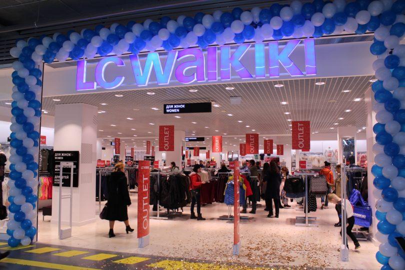 Марш турецького: в Києві відкрився перший LC Waikiki Outlet (фоторепортаж)
