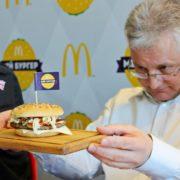 Как McDonald's Украина выбирал победителей конкурса «Мой бургер» (фоторепортаж)