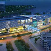 Первый в Киеве развлекательный комплекс Papashon откроется в ТРЦ River Mall