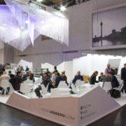 Ergonomics and unique design: Aisberg at EuroShop Trade Fair 2017