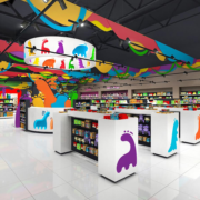 Сеть Антошка откроет флагманский магазин в ТРЦ Lavina Mall