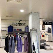 В UBI Fashion Center відкрився бутік van Laack