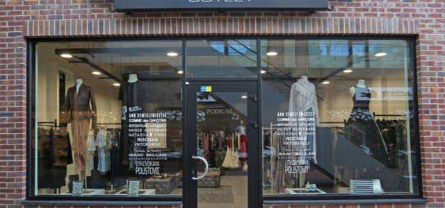 Бутик Podium открылся в аутлет-городке Мануфактура