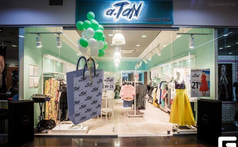 eb62a9a67c7b5 Магазин дизайнерской одежды А.ТAN открылся в ТРК Солнечная Галерея ...