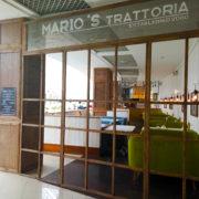 Ресторан Mario's Trattoria в новом формате начал работу в ТЦ Globus