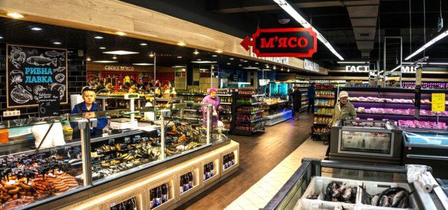 Как выглядит обновленный ЭКО маркет в Сумах (фото)