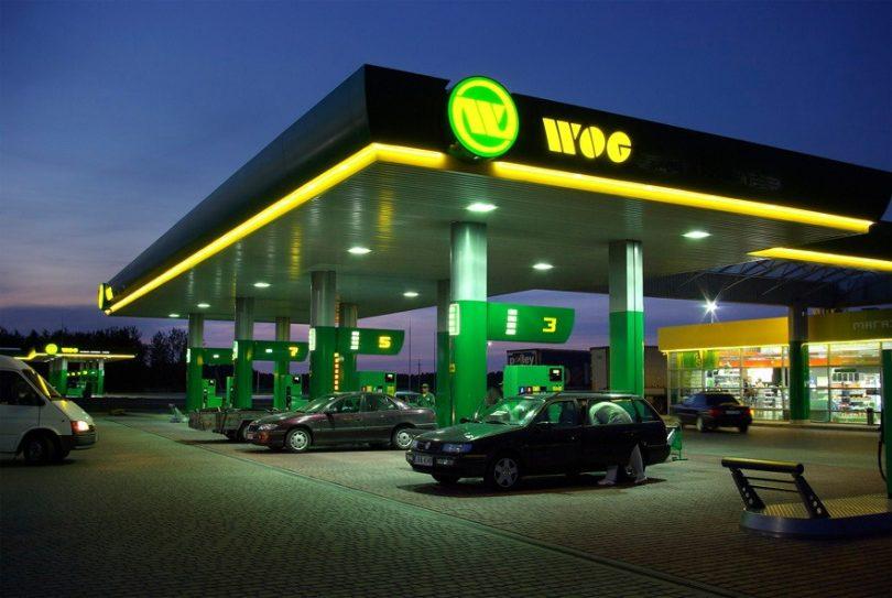 Сеть АЗК WOG внедрила возможность оплаты топлива не выходя из авто