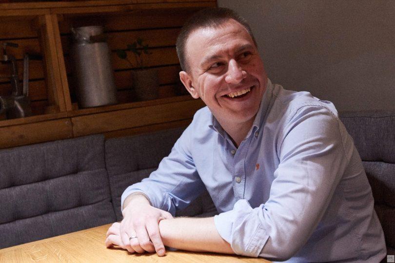 Антон Гусаков, рестораны Simple: Повара в Украине найти легче, чем курьера