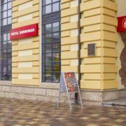 Евгений Крымский, Royal Hamburger: В кризис люди не стали есть меньше