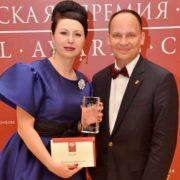 GOLAW стала обладателем Юридической премии 2017 в номинации «Юридическая фирма года в сфере комплаенс»