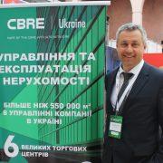 Радомир Цуркан, CBRE Ukraine: Сьогодення та майбутнє ТРЦ Києва (презентація)