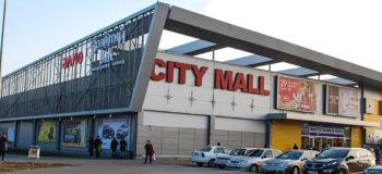 Запорожский ТРК City Mall отпраздновал свое шестилетие