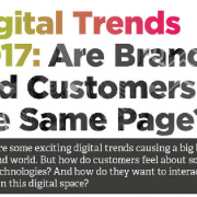 Digital trends 2017: what consumers want (infographic)