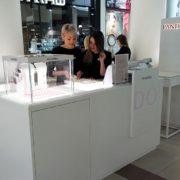 PANDORA открыла фирменную точку в ТЦ Globus