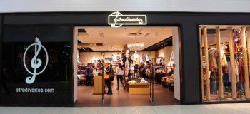 Inditex brings to Ukraine a line of men's clothing brand Stradivarius