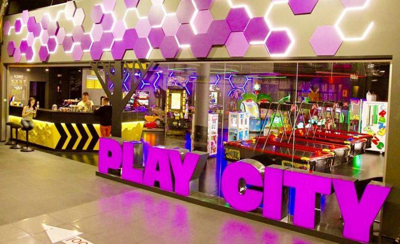 У київському ТРЦ Магелан з'явилася зона атракціонів PLAY CITY (+фото)