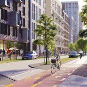 К.А.Н. Девелопмент построит торговый центр в составе ЖК Файна Таун