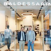 Baldessarini opened in Ukraine the world's first store in a new format