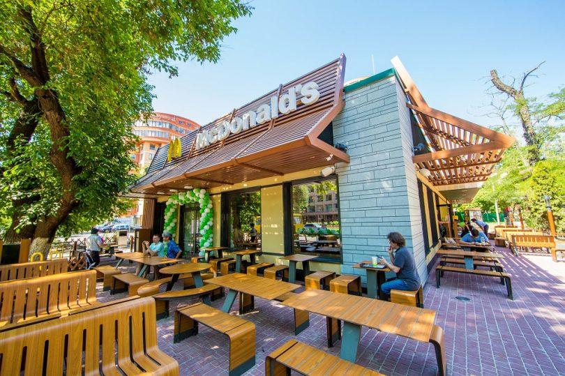 McDonald's відкрив оновлений ресторан в Одесі (+фото)