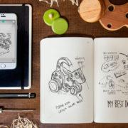 Пять секретов создания культового продукта от бренда Moleskine