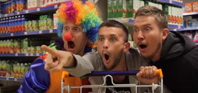 Кращі ролики тижня: THRASH! тролить АТБ, а також реклама Nike, Людина-Павук і йогурти