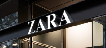 Minus one: Inditex closed the Zara first store in Ukraine