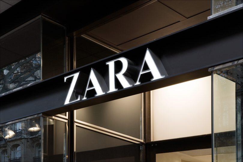 Minus one: Inditex closed the Zara first store in Ukraine